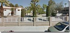 Google Street view of the Underground house