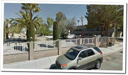 Underground house - 3970 Spencer St., Las Vegas, NV